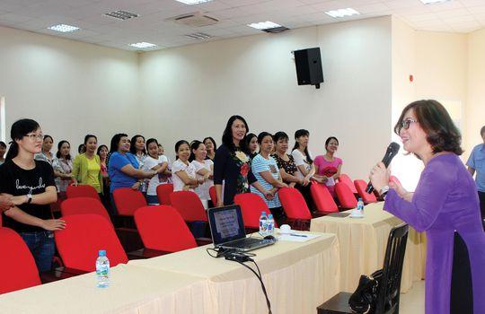 Chuyên gia chia sẻ với CNVC-LĐ về việc giúp con hoàn thiện kỹ năng xã hội