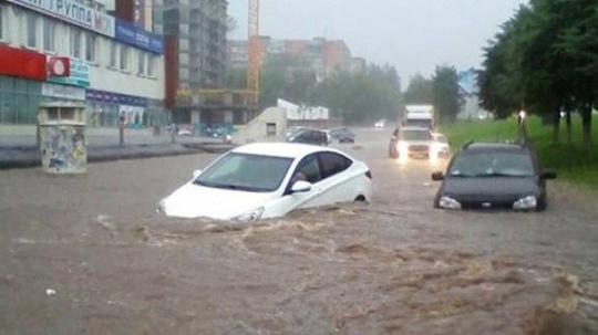 Xe bị ngập nước - Hậu quả và cách xử lý