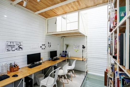 Ngôi nhà 10m² nhưng không gian vẫn cực đẹp