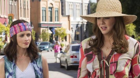 Một cảnh trong phim Gilmore Girls