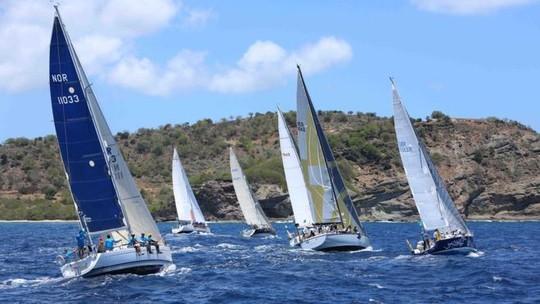 Antigua và Barduda là điểm đến phổ biến của du khách. Ảnh: BBC