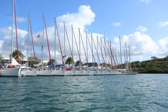 Lực lượng tuần tra Antigua hoạt động mạnh nhằm đảm bảo an toàn cho các thủy thủ. Ảnh: BBC