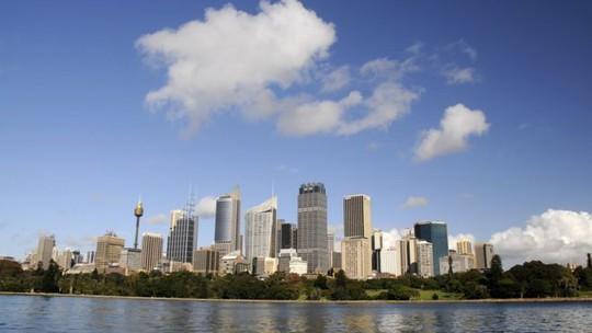 Giá bất động sản Sydney tăng gấp 3 trong 3 năm qua. Ảnh: BBC