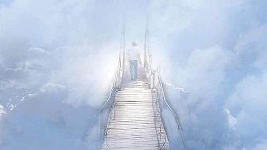 Quốc vương sẽ dõi theo người Thái trên thiên đường. Ảnh: Twitter