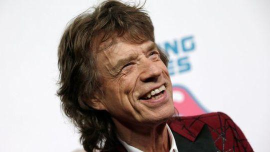 Mick Jagger, thủ lĩnh ban nhạc danh tiếng Rolling Stones