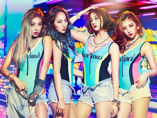 Wonder Girls sẽ đốn tim khán giả bằng phong cách mới