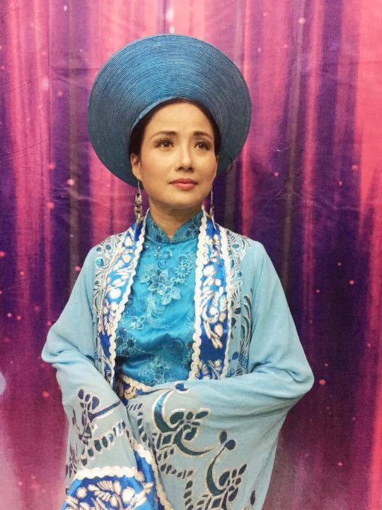 NS Yến Chi vai Huyền Trân công chúa