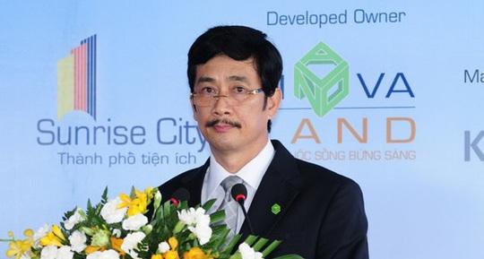 Cổ phiếu NVL lên sàn đưa ông Bùi Thành Nhơn, Chủ tịch HĐQT tập đoàn này thành người giàu thứ 4 trên sàn chứng khoán.