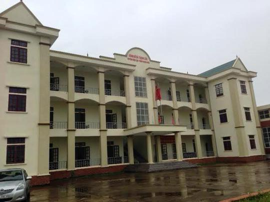 Chủ tịch UBND xã Thịnh Lộc đã thu, chi ngoài sổ sách gần 600 triệu đồng tiền đóng góp tự nguyện của nhân dân