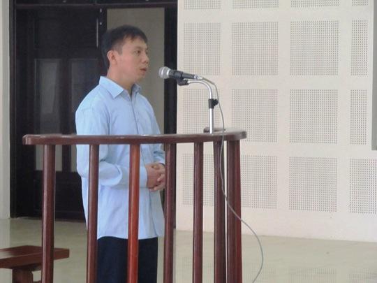 Nguyễn Văn Long tại tòa