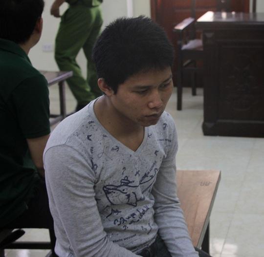 Bị cáo Xeo VĂn Nhi tại phiên tòa