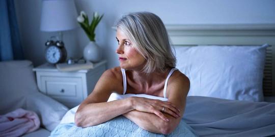 Những người khó ngủ thường có thành mạch máu dày hơnẢnh: HEALTHDAY NEWS