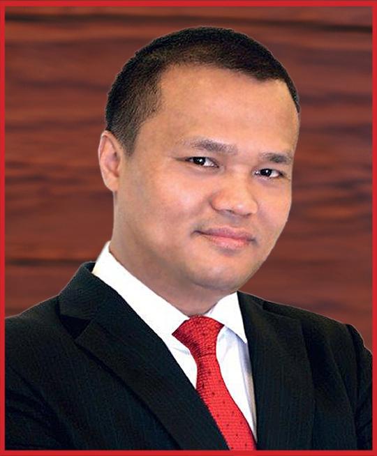 Ông Nguyễn Đăng Thanh- Quyền Tổng giám đốc Vietbank