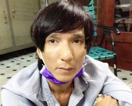 Phạm Văn Thường tại công an