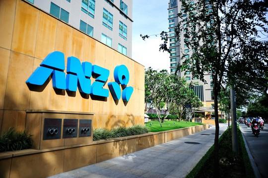 Một chi nhánh ANZ tại Việt Nam