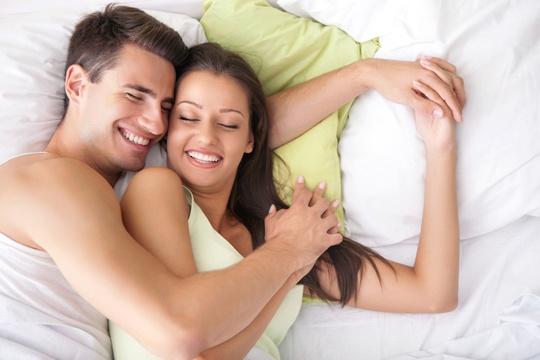 Một cuộc ân ái thỏa mãn sẽ giúp phụ nữ tăng khả năng thụ thai