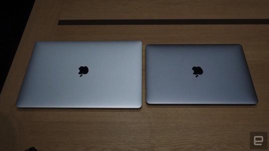 MacBook Pro 2016: Mỏng, nhẹ giá từ 1.499 USD