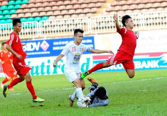HAGL sẽ tăng cường nhiều cầu thủ đang chơi ở V-League với mục tiêu giành chức vô địch giải U21