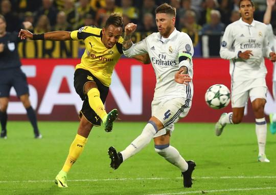 Đại chiến Dortmund - Real Madrid bất phân thắng bại