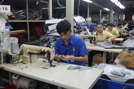Tinh thần đồng hành của công nhân Công ty TNHH Sakos tạo nên nét văn hóa đẹp cho doanh nghiệp