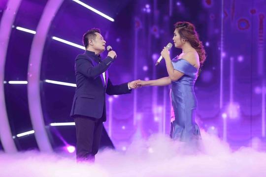 Janice Phương song ca cùng Bằng Kiều