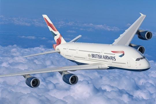 Một chuyến bay của hãng British Airways phải hạ cánh khẩn cấp vì toàn bộ phi hành đoàn đổ bệnh. Ảnh minh họa: British Airways