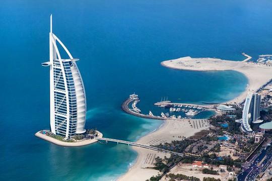 Biểu tượng của người Ả rập hướng ra biển lớn
