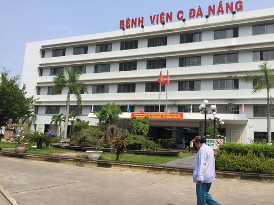 Bệnh nhân Vũ đã nhảy lầu tự tử tại Bệnh viện C Đà Nẵng