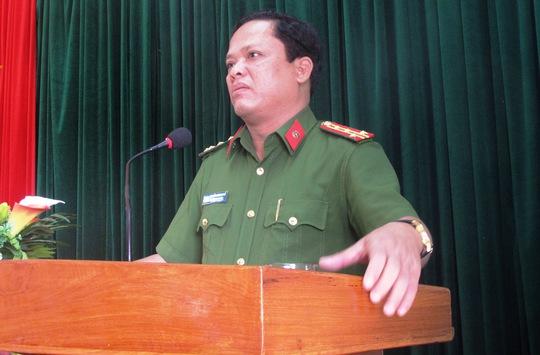 Đại tá Nguyễn Quang Phổ, Trưởng Công an huyện Đông Hòa, cho rằng đây là vụ án đặc biệt nghiêm trọng, chưa từng có trước đây ở Phú Yên