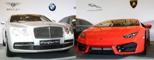 Điểm nhấn trong triển lãm VIMS 2016 là lần đầu tiên hai hãng siêu xe Lamborghini và Bentley xuất hiện trong một kỳ triển lãm ô tô tại Việt Nam và các bạn trẻ đang khá háo hức đón chờ những siêu phẩm mới mà hai hãng xe đình đám trên thế giới sẽ mang đến tại triển lãm VIMS 2016. Điểm tiếc nuối là đại diện VIMS 2016 cho biết hãng xe siêu sang Rolls-Royce đã rút tên không tham dự triển lãm.