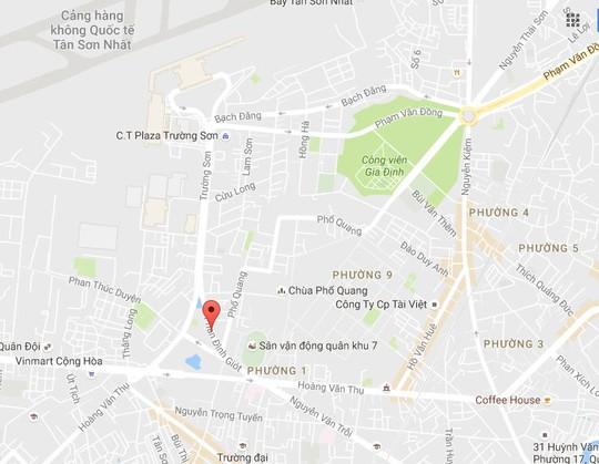 Dự tính xây dựng hầm chui theo hướng từ Phan Đình Giót về Nguyễn Văn Trỗi