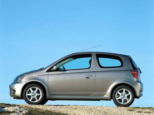 Toyata Yaris T-Sport nổi tiếng nhờ tiết kiệm nhiên liệu.
