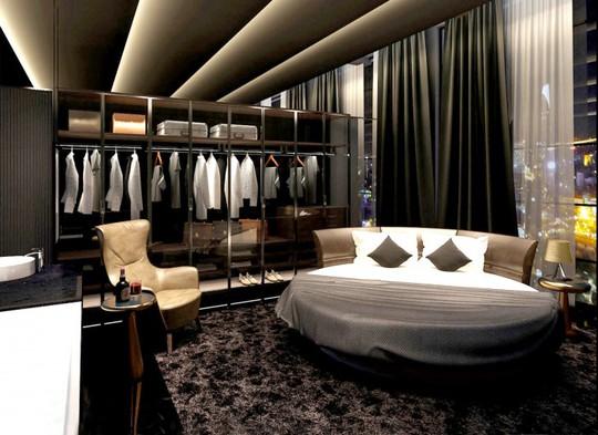 Chiêm ngưỡng penthouse tuyệt đẹp của 2 quý ông sao Việt