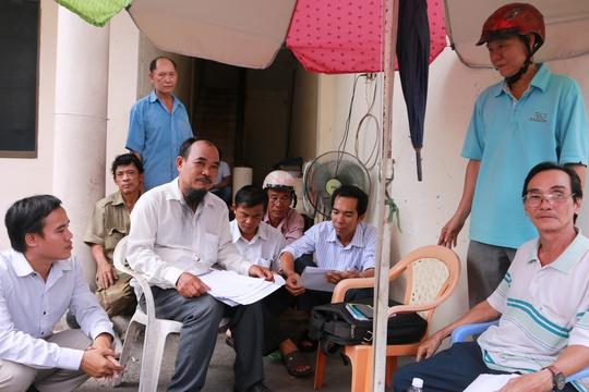 Hơn 40 người lao động đã nộp đơn khởi kiện Công ty 710