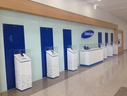 Cứ 6 giây, có 1 điện thoại Samsung được bán ra tại Thế Giới Di Động