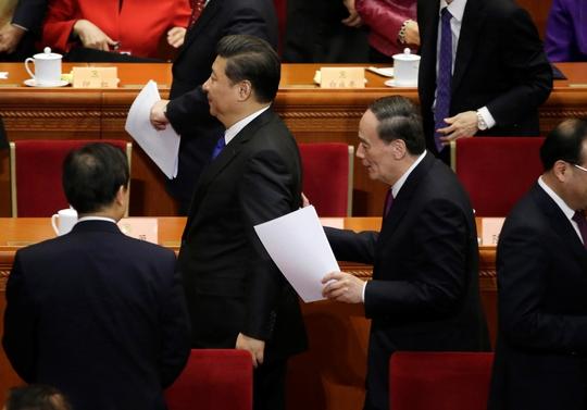 Hội nghị Trung ương 6 được cho là sẽ củng cố hơn nữa quyền lực của Chủ tịch Trung Quốc Tập Cận Bình. Ảnh: Reuters