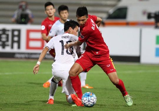 U19 Việt Nam có được bài học quý sau trận thua ứng viên Nhật BảnẢnh: AFC