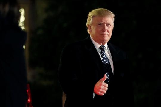 Tổng thống Mỹ đắc cử Donald Trump chọc giận Trung Quốc 2 lần trong 72 giờẢnh: Reuters