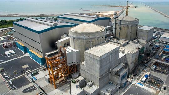 Nhà máy điện hạt nhân Phòng Thành chỉ cách Quảng Ninh 50 km (Nguồn: Tư liệu)