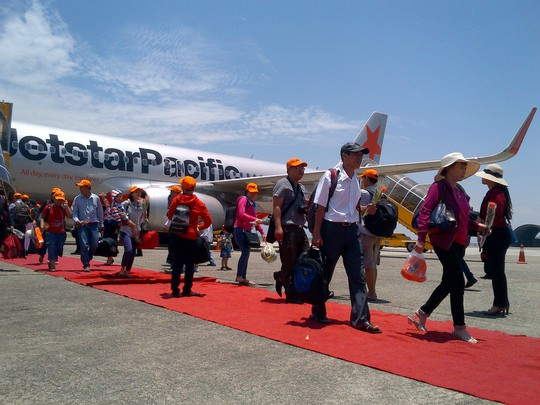 Các hãng hàng không tăng cường tối đa năng lực phục vụ hành khách trong dịp Tết