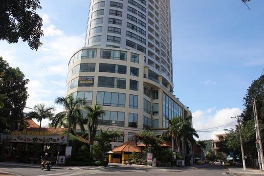 Khách sạn Bavico Nha Trang thuộc đất quốc phòng được chủ đầu tư rao bán căn hộ