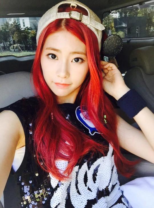 Hee Hyun là ca sĩ trẻ
