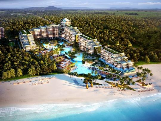 Dự án Condotel Premier Residences Phu Quoc Emerald Bay