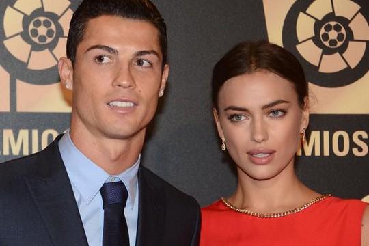 Ronaldo là một người tham lam dù đã sở hữu người đẹp người đẹp Irina Shayk