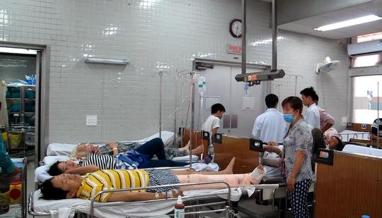 Đi cấp cứu bị tai nạn khiến nạn nhân tổn thương nhân đôi.
