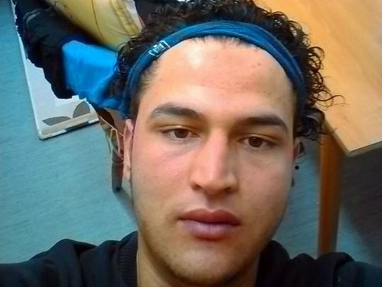 Chân dung nghi phạm người Tunisia Anis Amri. Ảnh: News Sky