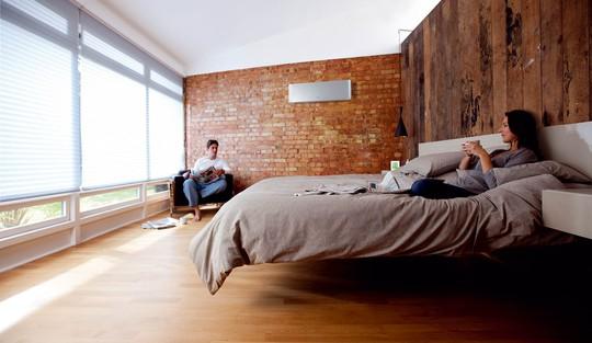 Đặt máy điều hòa trong phòng ngủ, chuyện không hề đơn giản
