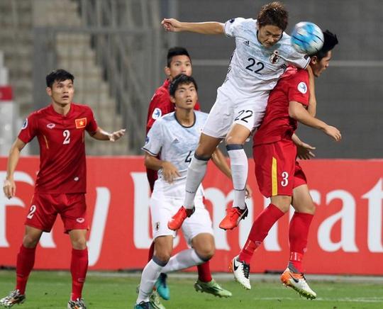 U19 Nhật Bản áp đảo hoàn toàn U19 Việt Nam