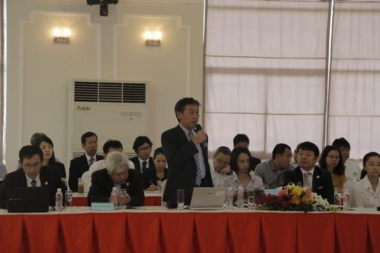 Doanh nhân Nhật Bản đặt câu hỏi với cơ quan chức năng tỉnh Bình Dương