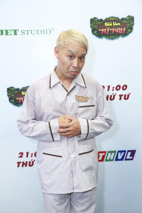 Minh Dũng của đội nghệ sĩ Minh Nhí. (Ảnh trong bài do chương trình cung cấp)